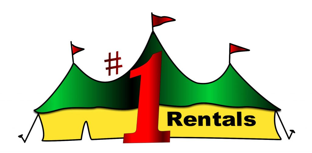#1 Rentals Tents and Chairs