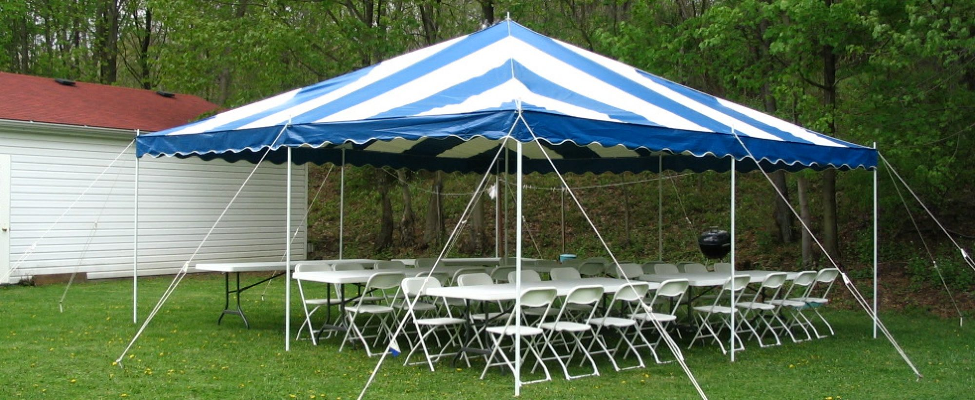 #1 Rentals -Tents, Tables and Chairs
